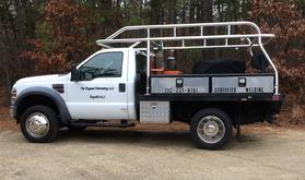 Mobile Welding Rig